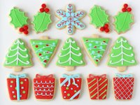 Glorious Treats Decorated Christmas Cookies